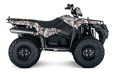 2018 Suzuki KingQuad 500 for sale 200629832