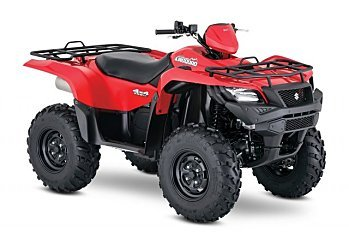 2018 Suzuki KingQuad 750 for sale 200486121