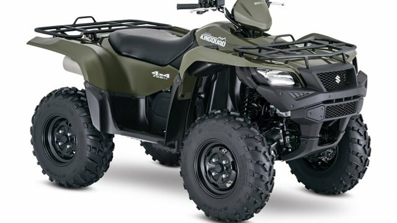 2018 Suzuki KingQuad 750 for sale 200486124