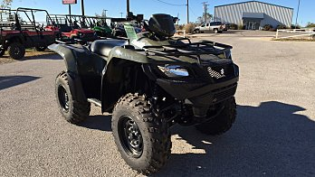 2018 Suzuki KingQuad 750 for sale 200492041