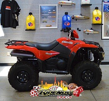 2018 Suzuki KingQuad 750 for sale 200514998