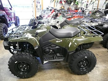 2018 Suzuki KingQuad 750 for sale 200515127