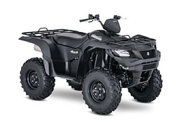 2018 Suzuki KingQuad 750 for sale 200516013
