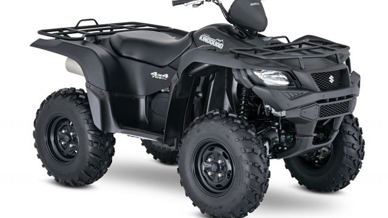 2018 Suzuki KingQuad 750 for sale 200516657