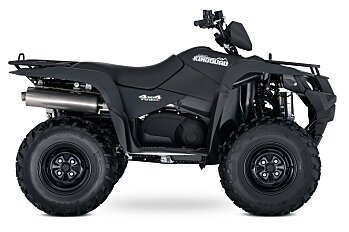 2018 Suzuki KingQuad 750 for sale 200516837