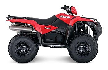 2018 Suzuki KingQuad 750 for sale 200516841