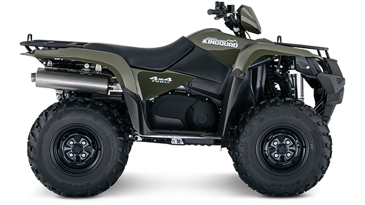 2018 Suzuki KingQuad 750 for sale 200516844