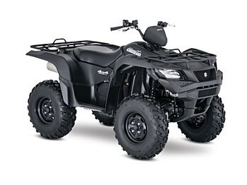2018 Suzuki KingQuad 750 for sale 200522459