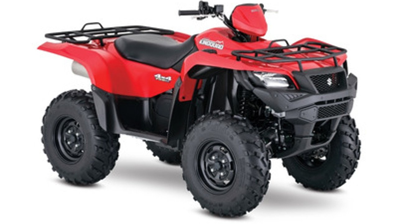 2018 Suzuki KingQuad 750 for sale 200525740