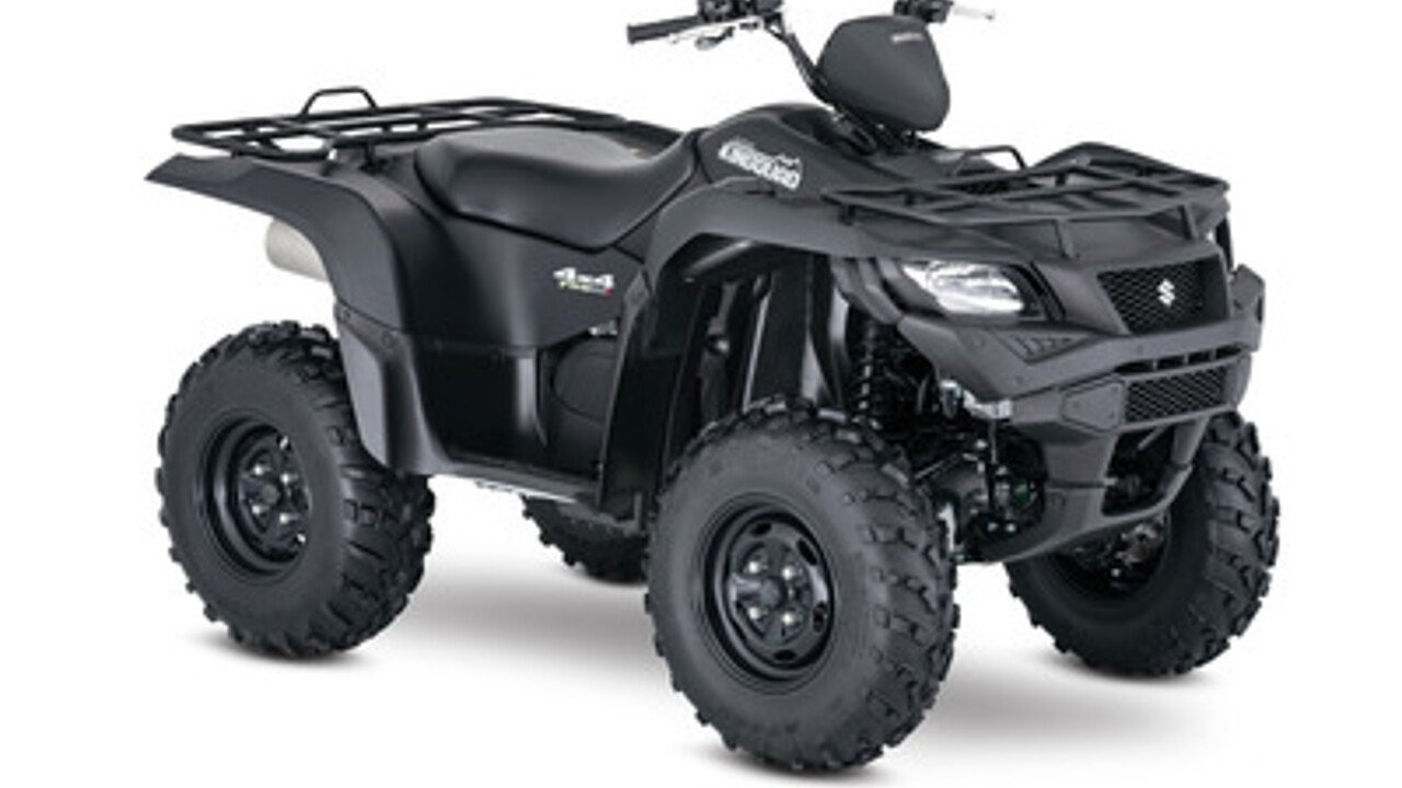 2018 Suzuki KingQuad 750 for sale 200525743
