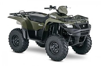 2018 Suzuki KingQuad 750 for sale 200559944