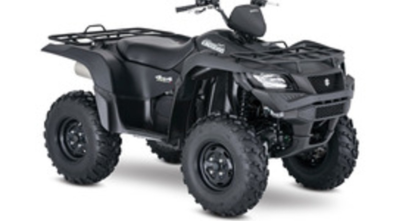 2018 Suzuki KingQuad 750 for sale 200562918