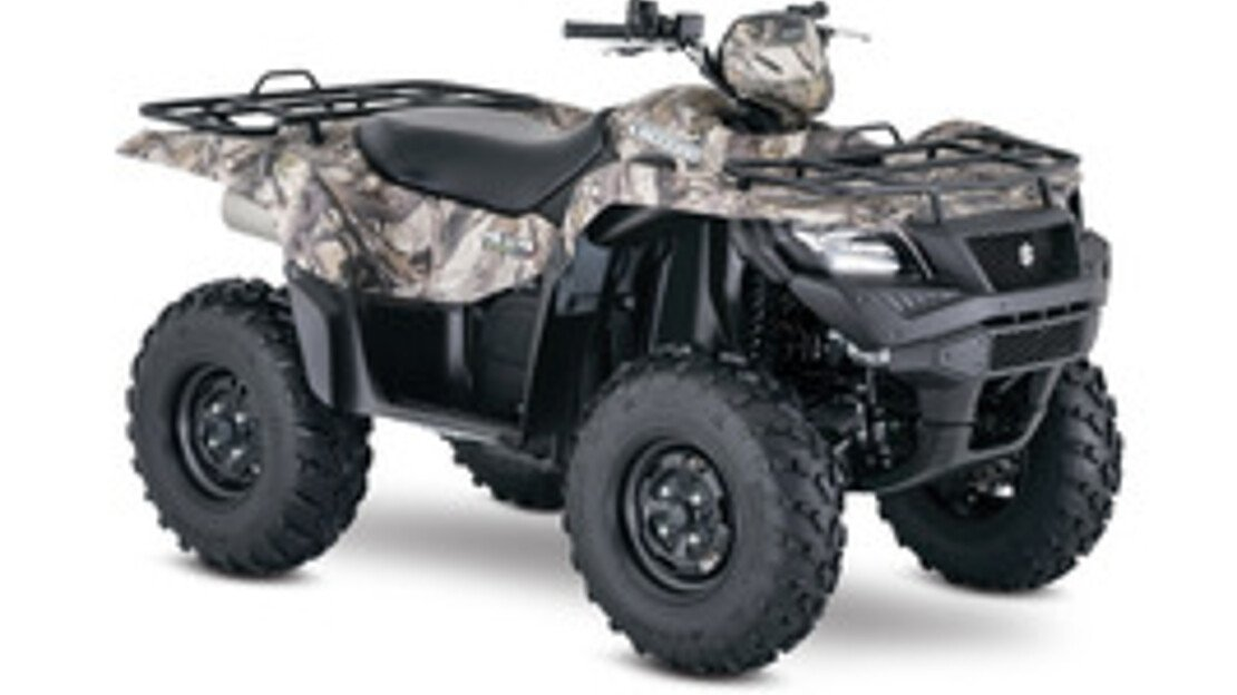 2018 Suzuki KingQuad 750 for sale 200562925