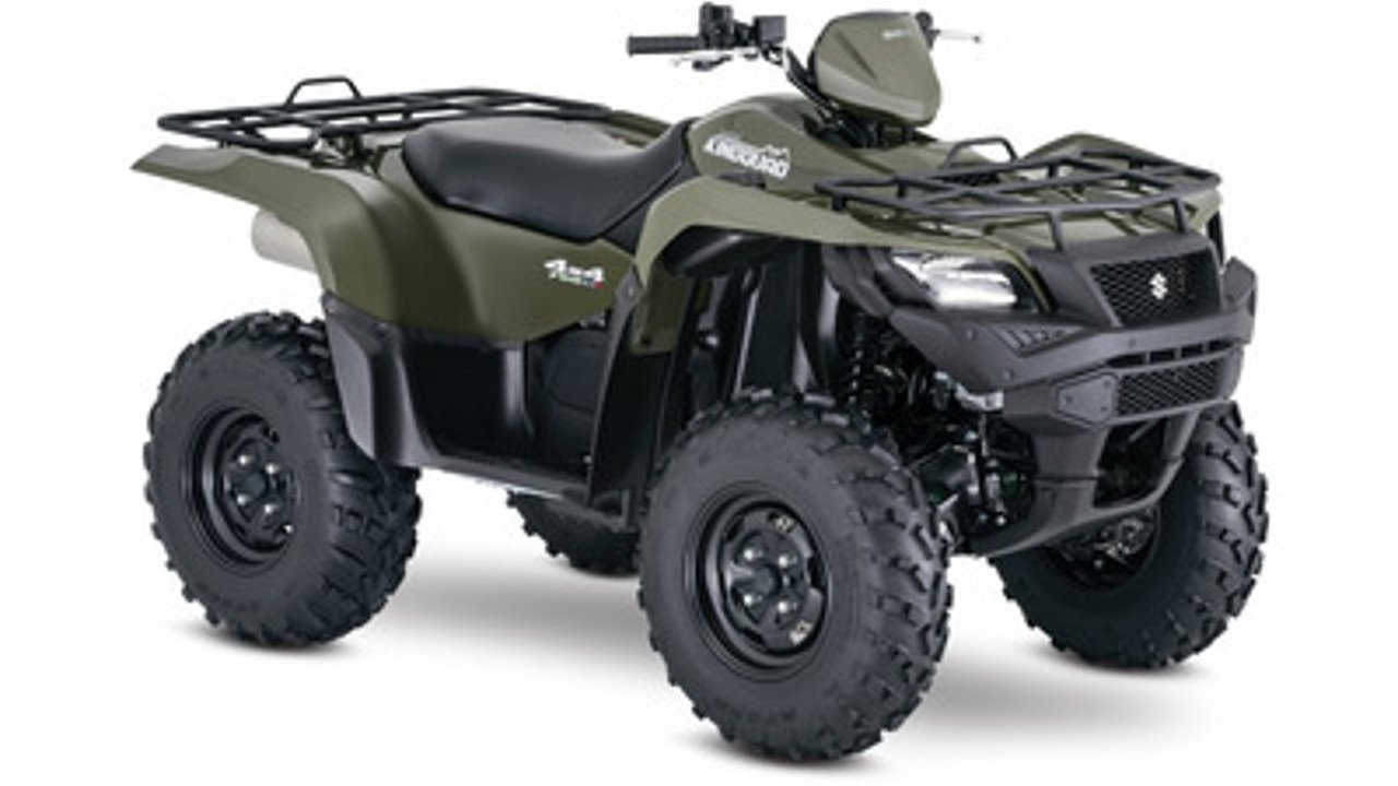 2018 Suzuki KingQuad 750 for sale 200569310