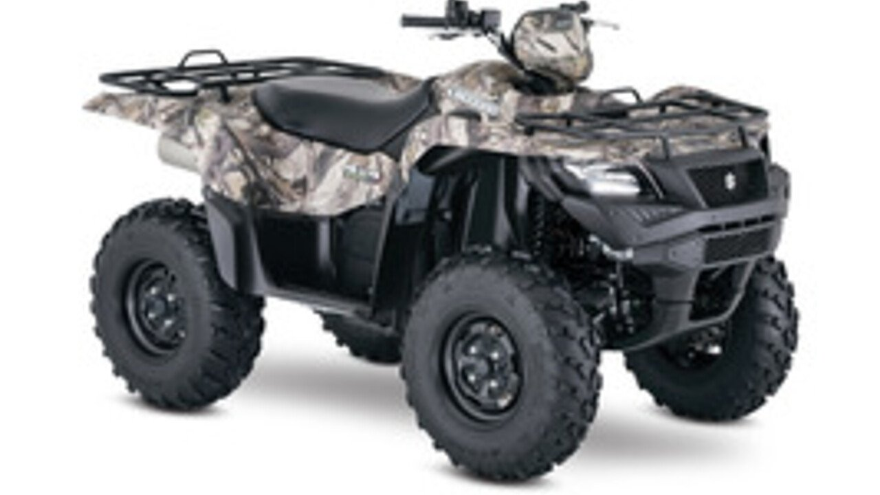 2018 Suzuki KingQuad 750 for sale 200587402