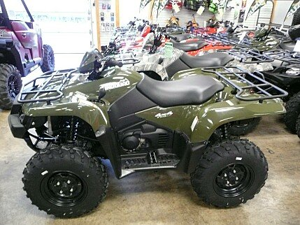 2018 Suzuki KingQuad 750 for sale 200515129