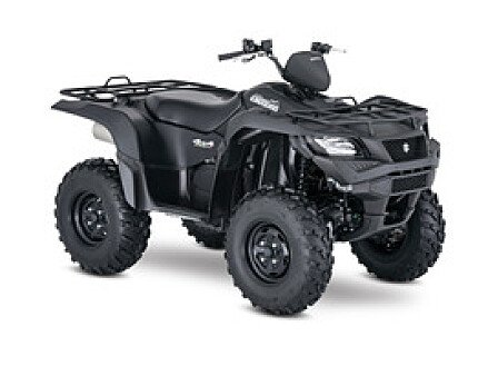 2018 Suzuki KingQuad 750 for sale 200515987