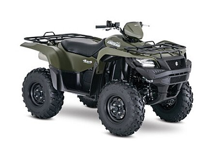 2018 Suzuki KingQuad 750 for sale 200617365