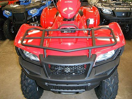 2018 Suzuki KingQuad 750 for sale 200618916