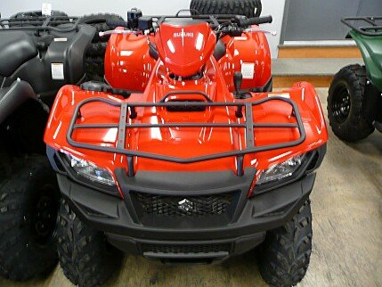 2018 Suzuki KingQuad 750 for sale 200618921