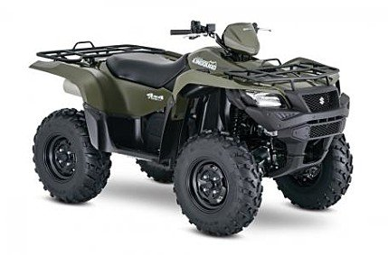 2018 Suzuki KingQuad 750 for sale 200626308