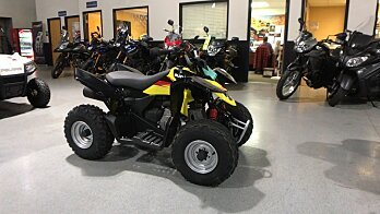 2018 Suzuki QuadSport Z90 for sale 200503626