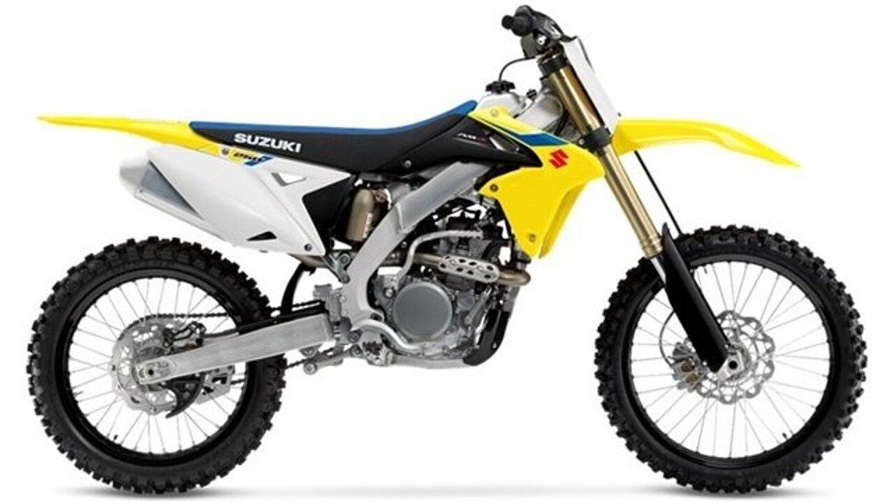 2018 Suzuki RM-Z250 for sale 200496256