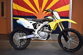 2018 Suzuki RM-Z250 for sale 200519211