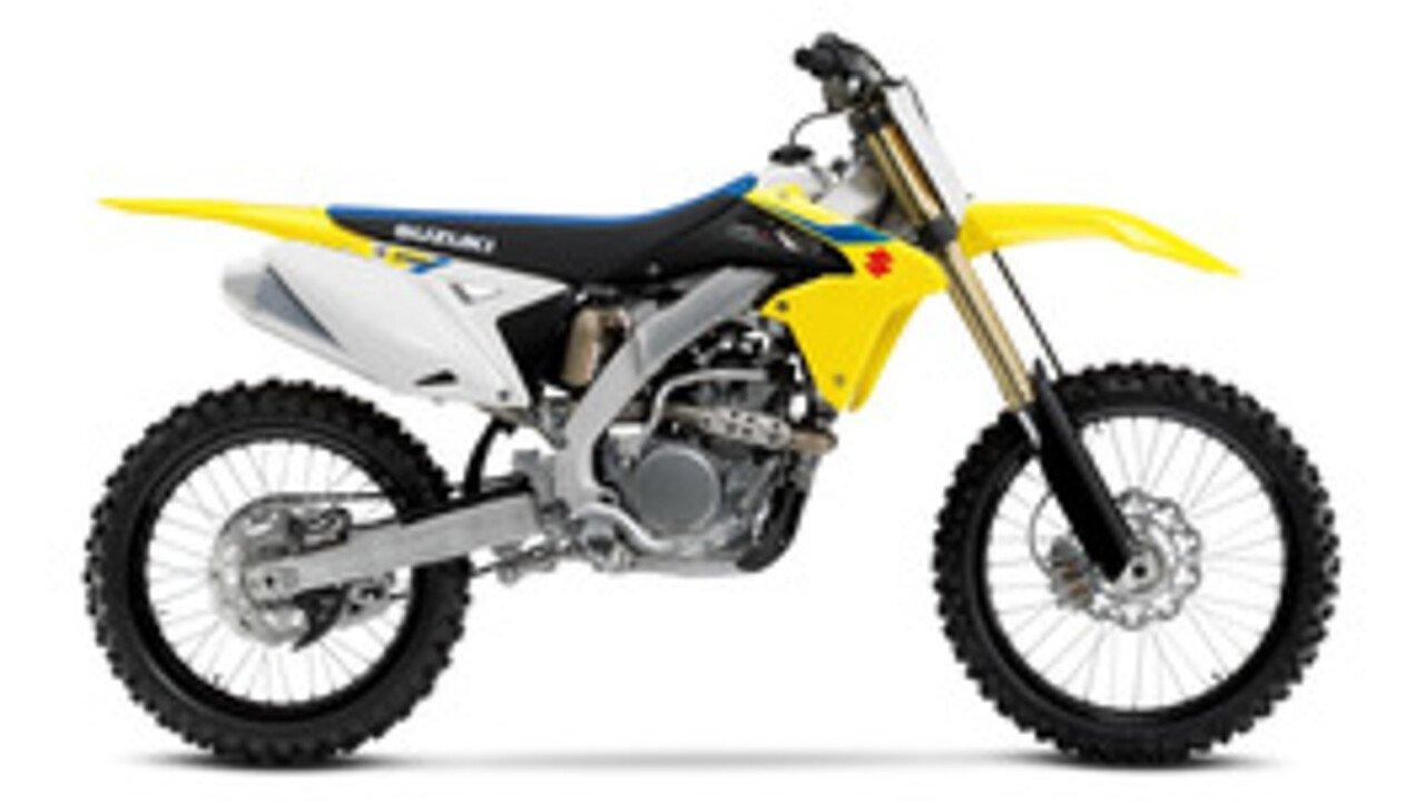 2018 Suzuki RM-Z250 for sale 200534905