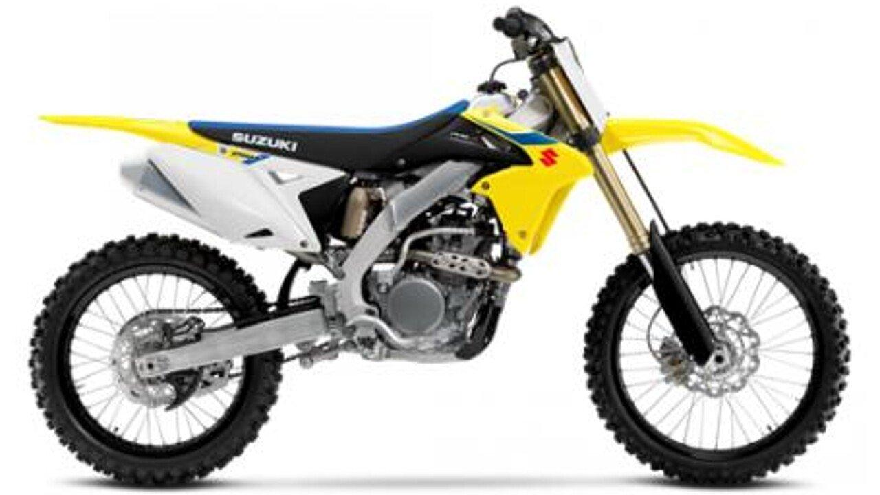 2018 Suzuki RM-Z250 for sale 200544277