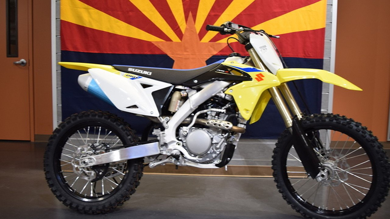 2018 Suzuki RM-Z250 for sale 200545317