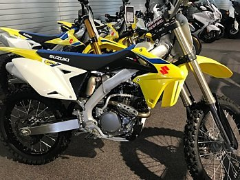 2018 Suzuki RM-Z250 for sale 200549139
