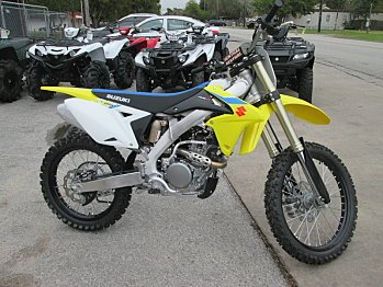 2018 Suzuki RM-Z250 for sale 200584438