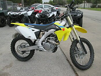 2018 Suzuki RM-Z250 for sale 200584439