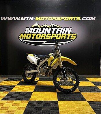 2018 Suzuki RM-Z250 for sale 200587207