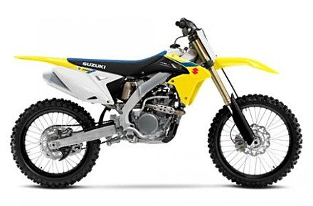 2018 Suzuki RM-Z250 for sale 200496432