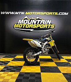 2018 Suzuki RM-Z250 for sale 200537626
