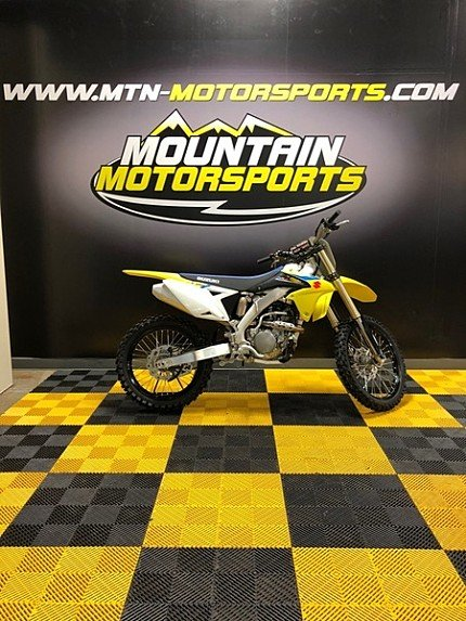 2018 Suzuki RM-Z250 for sale 200537628