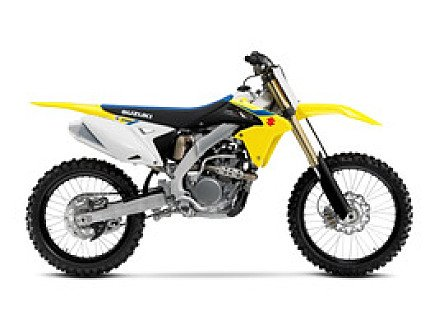 2018 Suzuki RM-Z250 for sale 200562891