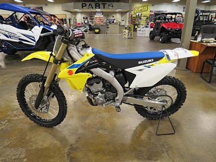 2018 Suzuki RM-Z250 for sale 200595822