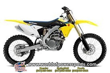 2018 Suzuki RM-Z250 for sale 200637009