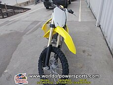 2018 Suzuki RM-Z250 for sale 200637079