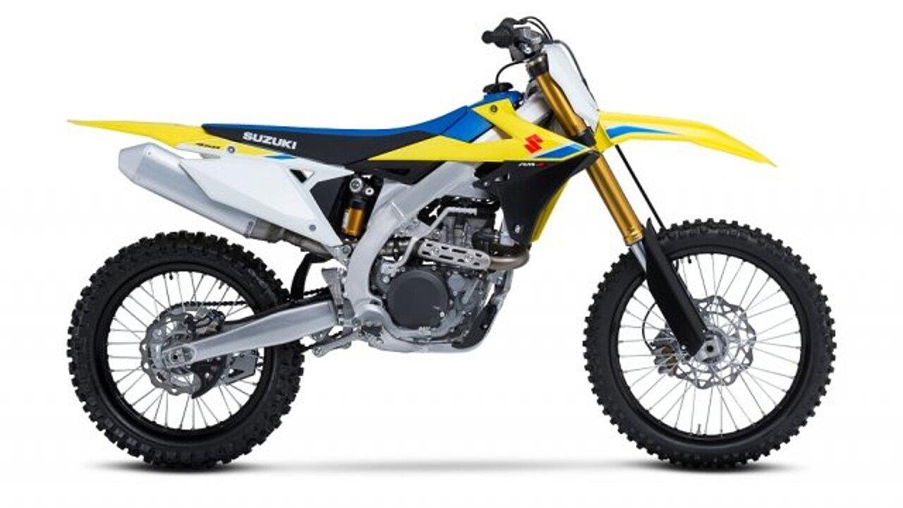 2018 Suzuki RM-Z450 for sale 200492564