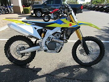2018 Suzuki RM-Z450 for sale 200500263