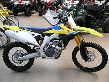 2018 Suzuki RM-Z450 for sale 200502945