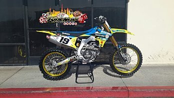 2018 Suzuki RM-Z450 for sale 200507356