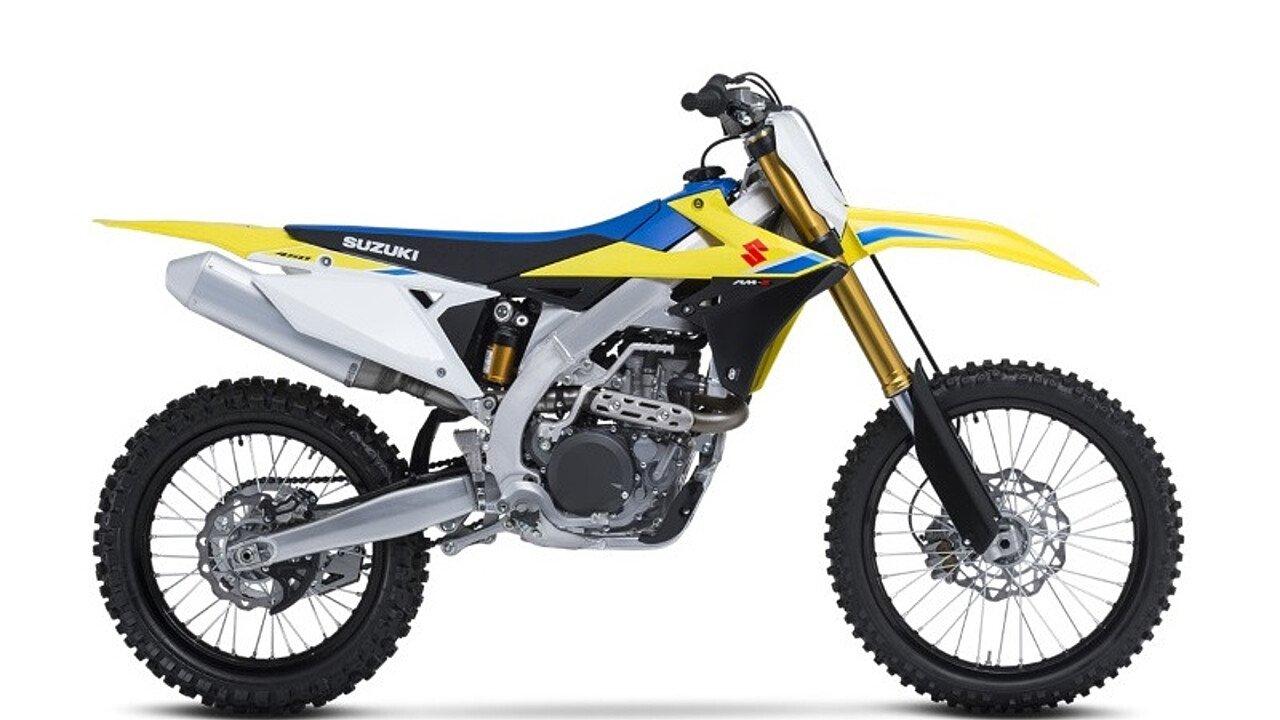2018 Suzuki RM-Z450 for sale 200516724