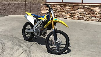 2018 Suzuki RM-Z450 for sale 200580558