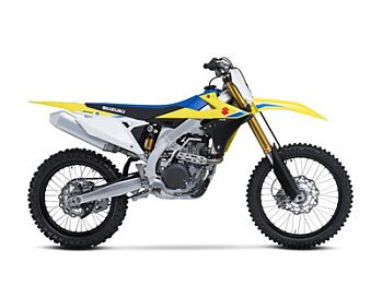 2018 Suzuki RM-Z450 for sale 200590021