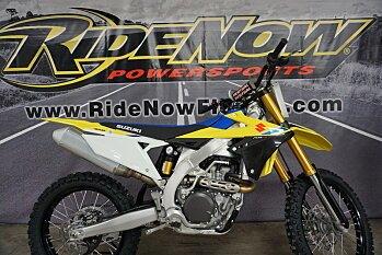 2018 Suzuki RM-Z450 for sale 200594006